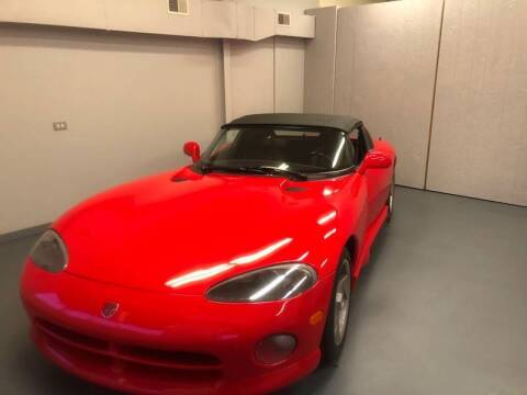 1992 Dodge Viper for sale at GT Toyz Motorsports & Marine in Halfmoon NY