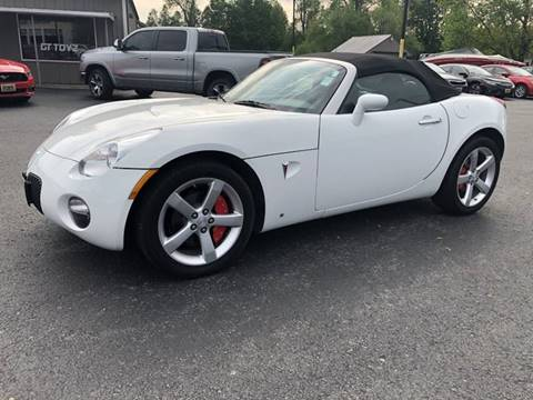 2008 Pontiac Solstice for sale in Clifton Park, NY