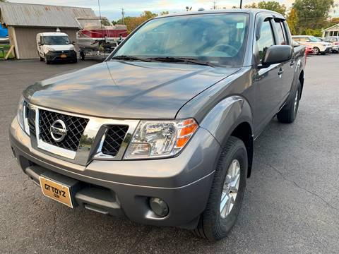 2016 Nissan Frontier for sale in Clifton Park, NY