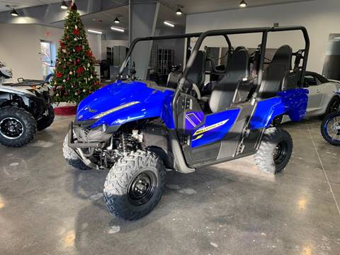 2020 Yamaha Wolverine X4 for sale in Halfmoon, NY
