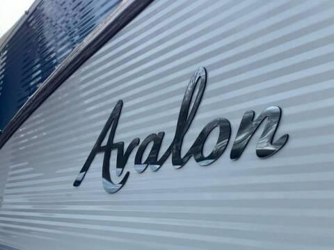 2020 Avalon 2585 Catalina Rear Lounge