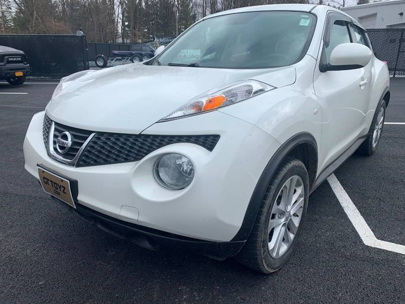 2013 Nissan JUKE for sale at GT Toyz Motorsports & Marine in Halfmoon NY