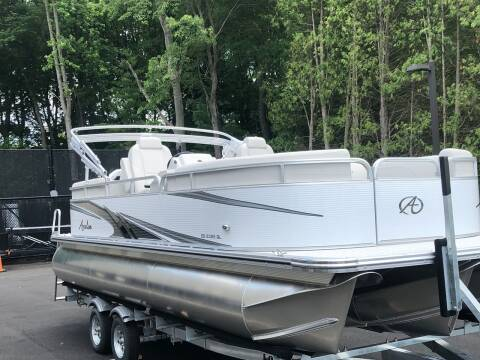 2020 Avalon 23' GS Quad Lounge for sale at GT Toyz Motorsports & Marine - GT Toyz Marine in Clifton Park NY
