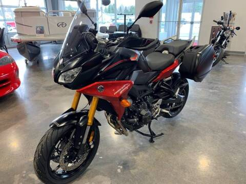 2020 Yamaha Tracer 900 GT for sale at GT Toyz Motorsports & Marine - GT Toyz Powersports in Clifton Park NY
