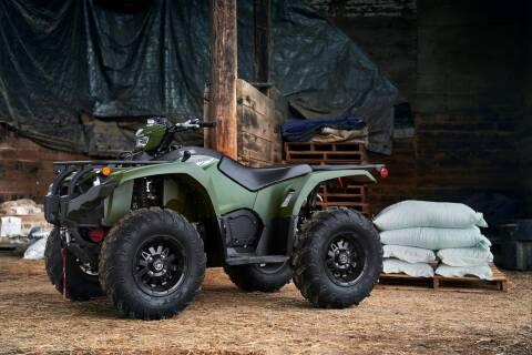 2020 Yamaha Kodiak EPS