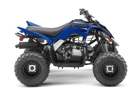 2021 Yamaha Raptor