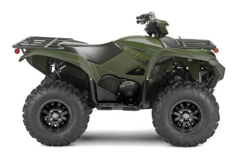 2020 Yamaha Grizzly EPS