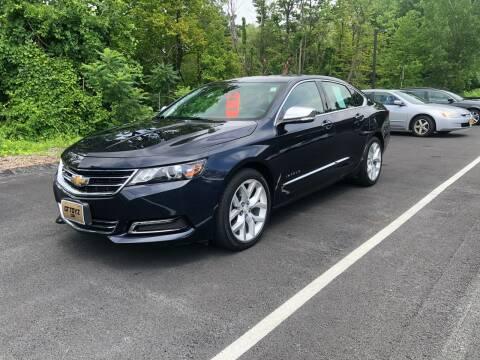 2018 Chevrolet Impala for sale at GT Toyz Motorsports & Marine in Halfmoon NY