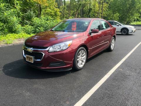 2016 Chevrolet Malibu Limited for sale at GT Toyz Motorsports & Marine in Halfmoon NY