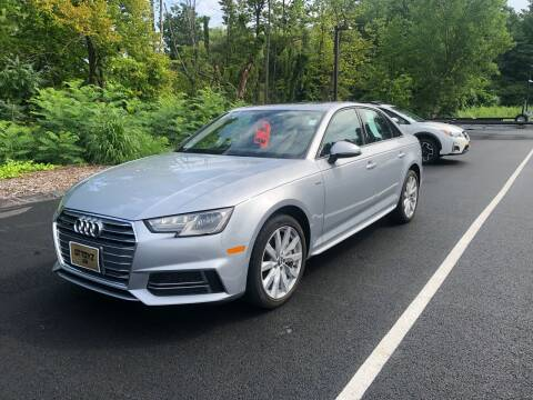 2018 Audi A4 for sale at GT Toyz Motorsports & Marine in Halfmoon NY