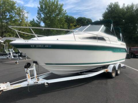1991 Sea Ray 22' Sundancer Cuddy for sale at GT Toyz Motorsports & Marine - GT Toyz Marine in Clifton Park NY