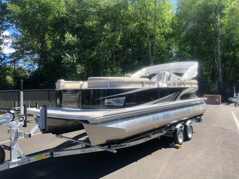 2021 Avalon 23 GS Quad Lounge for sale at GT Toyz Motorsports & Marine - GT Toyz Marine in Clifton Park NY