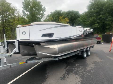 2021 Avalon 24' LSZ Versatile Rear Lounge for sale at GT Toyz Motorsports & Marine - GT Toyz Marine in Clifton Park NY
