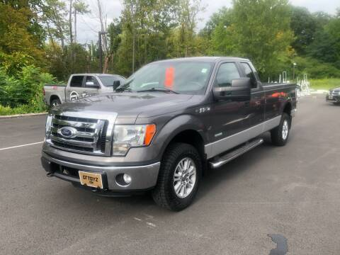 2012 Ford F-150 for sale at GT Toyz Motorsports & Marine in Halfmoon NY