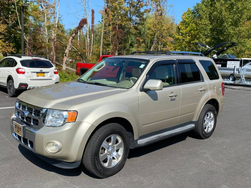 2012 Ford Escape for sale at GT Toyz Motorsports & Marine - GT Toyz Trailers in Halfmoon NY