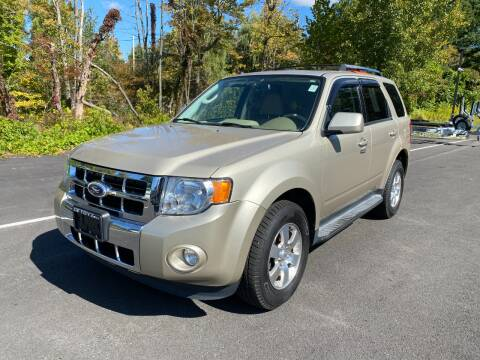 2012 Ford Escape for sale at GT Toyz Motorsports & Marine in Halfmoon NY