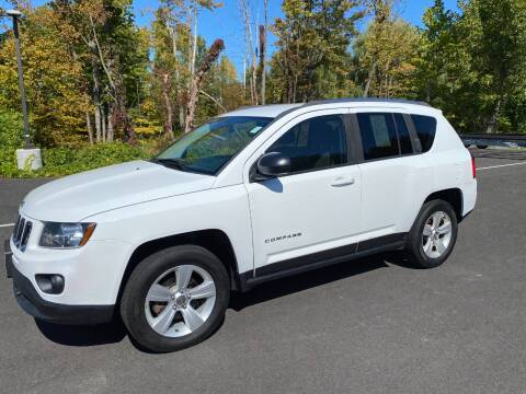 2014 Jeep Compass for sale at GT Toyz Motorsports & Marine - GT Toyz Trailers in Halfmoon NY