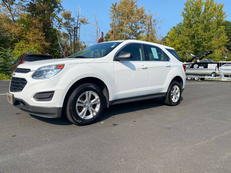 2016 Chevrolet Equinox for sale at GT Toyz Motorsports & Marine - GT Toyz Trailers in Halfmoon NY