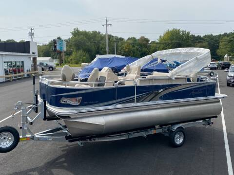 2021 Avalon 19 GS Quad Fish for sale at GT Toyz Motorsports & Marine - GT Toyz Marine in Clifton Park NY