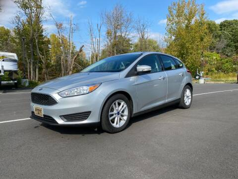 2017 Ford Focus for sale at GT Toyz Motorsports & Marine in Halfmoon NY