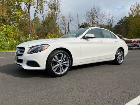 2015 Mercedes-Benz C-Class for sale at GT Toyz Motorsports & Marine in Halfmoon NY