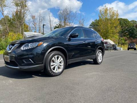 2016 Nissan Rogue for sale at GT Toyz Motorsports & Marine in Halfmoon NY