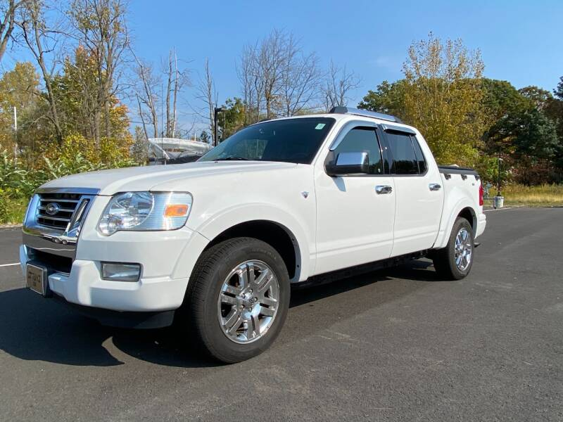 2007 Ford Explorer Sport Trac for sale at GT Toyz Motorsports & Marine in Halfmoon NY