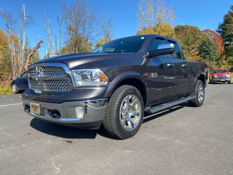 2017 RAM Ram Pickup 1500 for sale at GT Toyz Motorsports & Marine - GT Toyz Trailers in Halfmoon NY