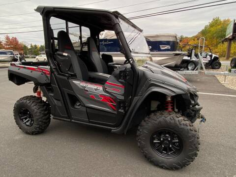 2019 Yamaha Wolverine X2 for sale at GT Toyz Motorsports & Marine - GT Toyz Powersports in Clifton Park NY