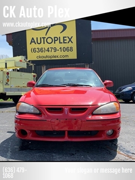 2000 Pontiac Grand Am for sale in Crystal City, MO