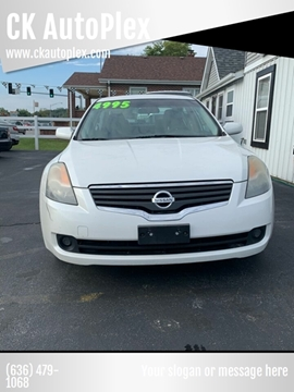 2008 Nissan Altima for sale in Crystal City, MO