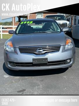 2009 Nissan Altima for sale at CK AutoPlex in Crystal City MO