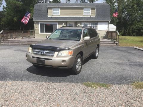 2007 Toyota Highlander Hybrid For Sale In Yulee, FL
