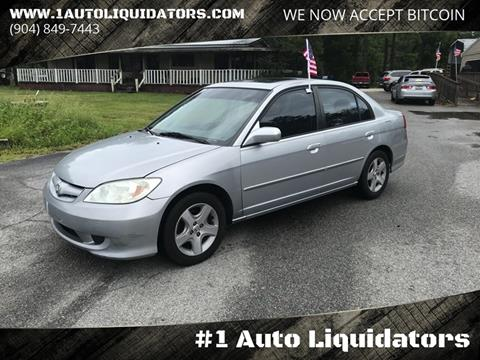2005 Honda Civic for sale in Yulee, FL