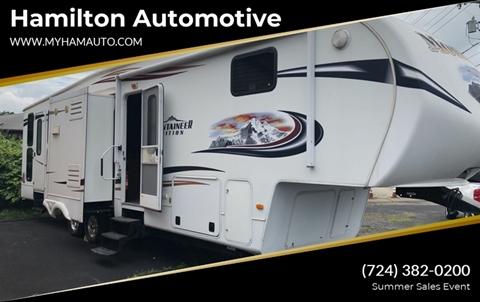 2011 Keystone MONTANA 347TH for sale in North Huntingdon, PA