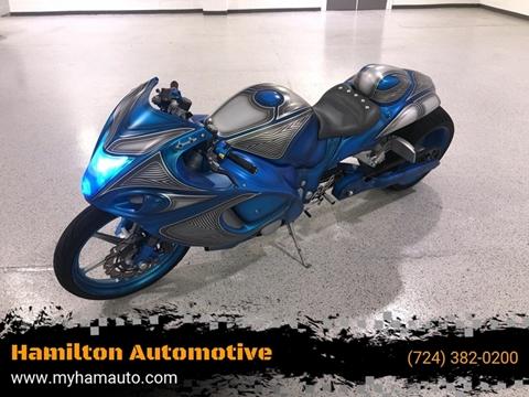 2013 Suzuki Hayabusa for sale at Hamilton Automotive in North Huntingdon PA