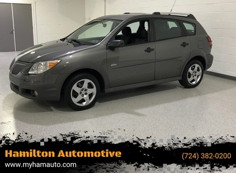 2005 Pontiac Vibe for sale in North Huntingdon, PA