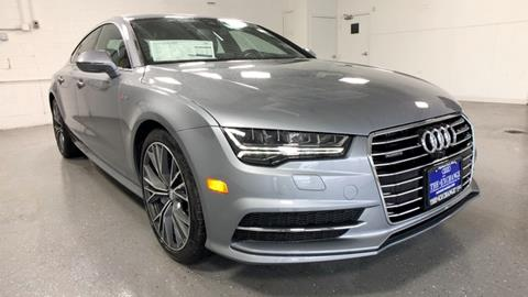 New Audi A For Sale In Rochester MN Carsforsalecom - Audi a7 for sale
