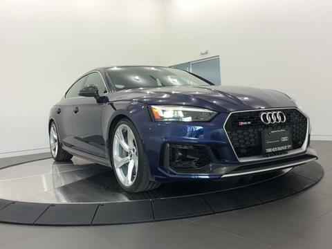 2019 Audi RS 5 Sportback for sale in Highland Park, IL