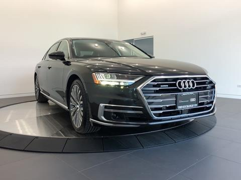 2019 Audi A8 L for sale in Highland Park, IL