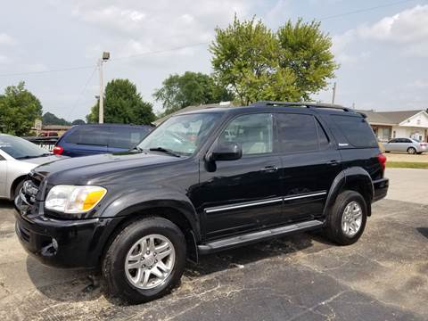 2006 Toyota Sequoia for sale at Aaron's Auto Sales in Poplar Bluff MO