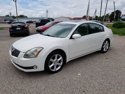 2005 Nissan Maxima for sale at Aaron's Auto Sales in Poplar Bluff MO