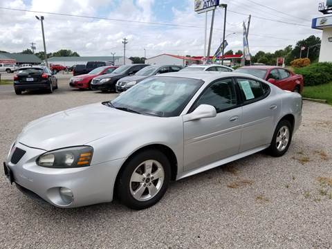 2005 Pontiac Grand Prix for sale at Aaron's Auto Sales in Poplar Bluff MO