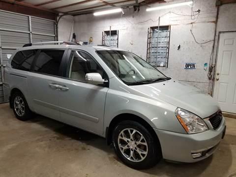 2014 Kia Sedona for sale at Aaron's Auto Sales in Poplar Bluff MO