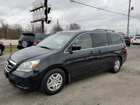 2007 Honda Odyssey for sale at Aaron's Auto Sales in Poplar Bluff MO