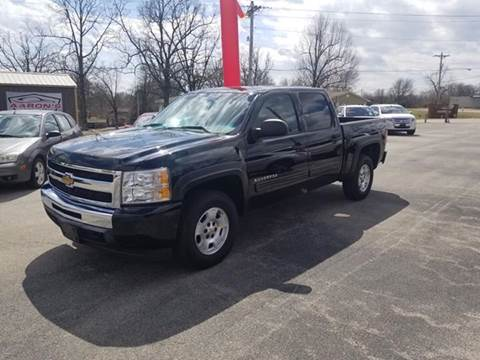 2010 Chevrolet Silverado 1500 for sale at Aaron's Auto Sales in Poplar Bluff MO