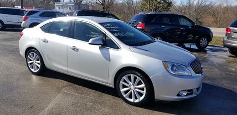 2013 Buick Verano for sale at Aaron's Auto Sales in Poplar Bluff MO