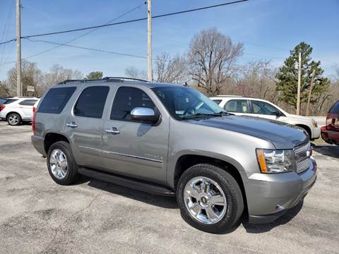 2009 Chevrolet Tahoe for sale at Aaron's Auto Sales in Poplar Bluff MO