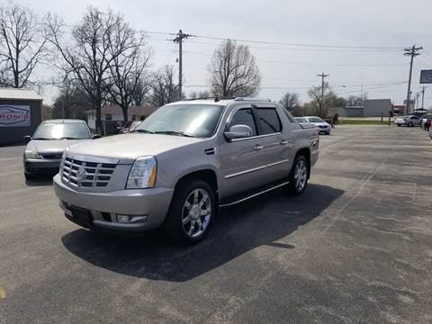 2008 Cadillac Escalade EXT for sale at Aaron's Auto Sales in Poplar Bluff MO