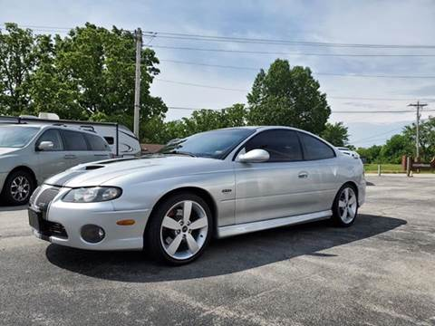 2006 Pontiac GTO for sale in Poplar Bluff, MO